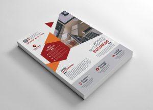 Corporate Print Flyer Templates