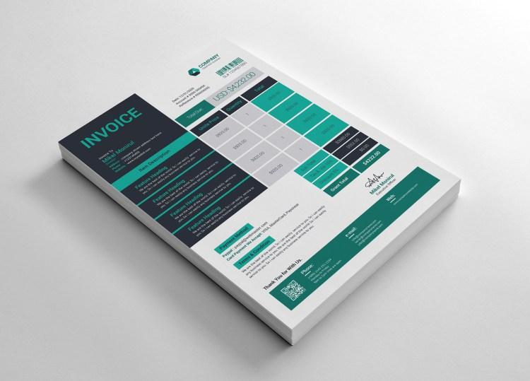Creative Invoice