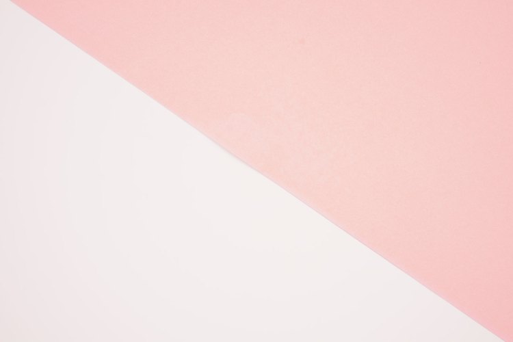 Creative geometric paper background