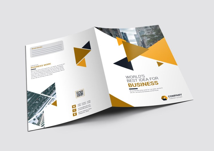 Professional Corporate Folders