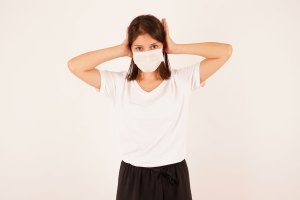 Protection from infectious coronavirus