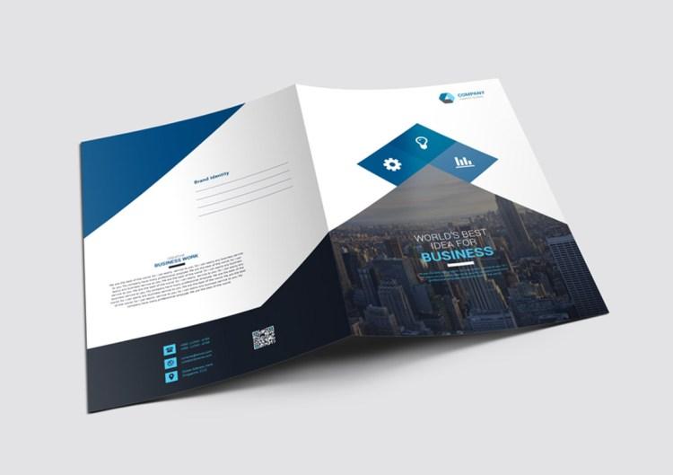 Stylish Presentation Folders
