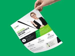 Freelance Flyer Template