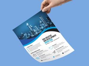 PSD Marketing Flyer