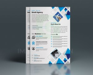PSD Basic Flyer Template