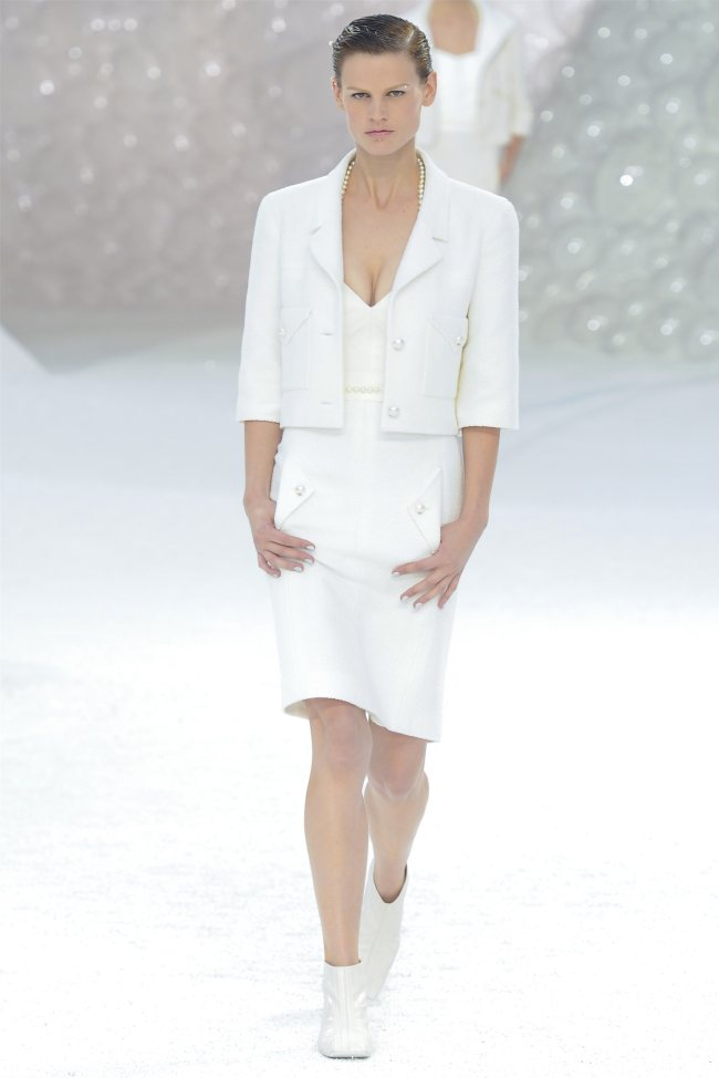 chanel1 Chanel Spring 2012 | Paris Fashion Week