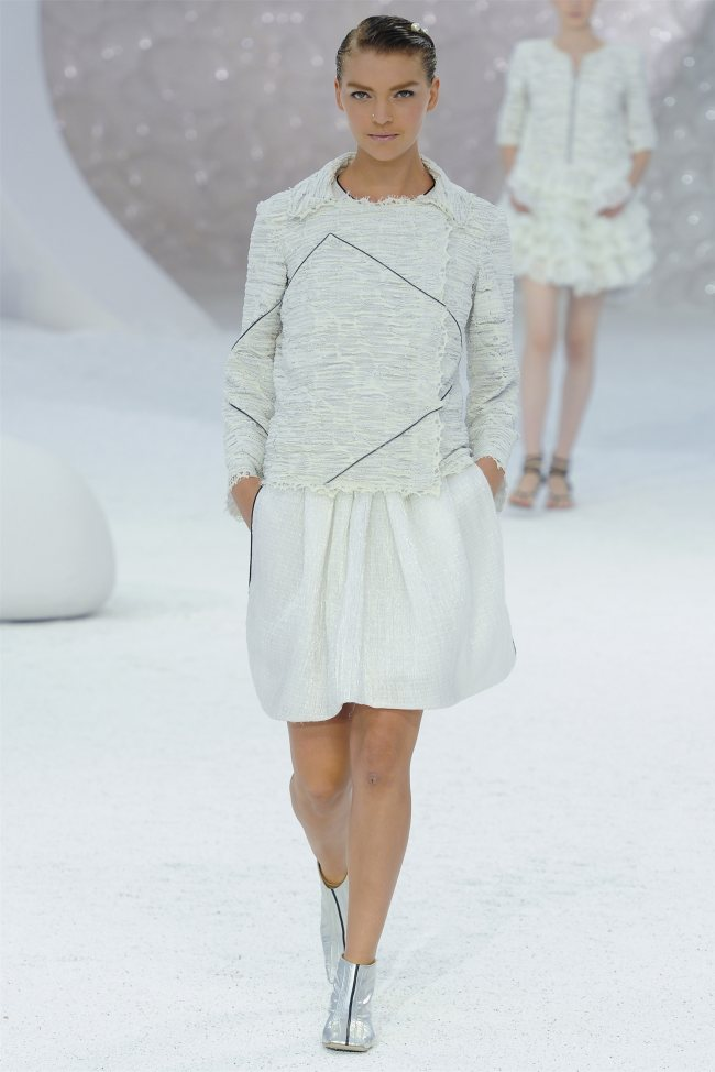 chanel10 Chanel Spring 2012 | Paris Fashion Week