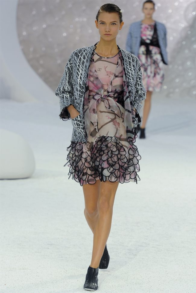 chanel27 Chanel Spring 2012 | Paris Fashion Week