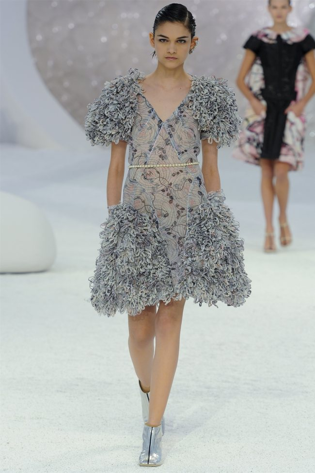 chanel29 Chanel Spring 2012 | Paris Fashion Week