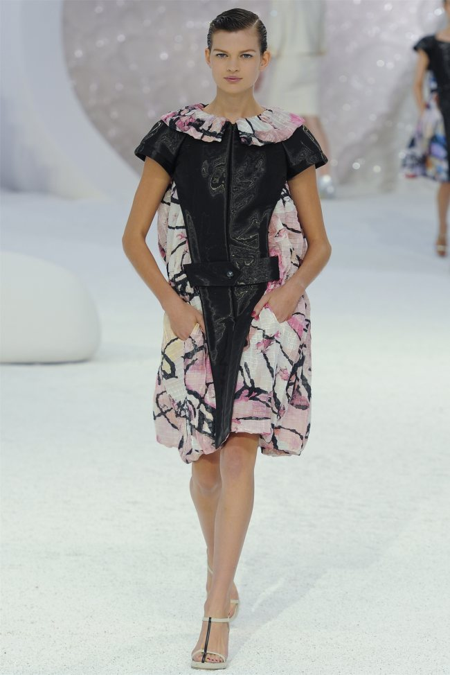 chanel30 Chanel Spring 2012 | Paris Fashion Week