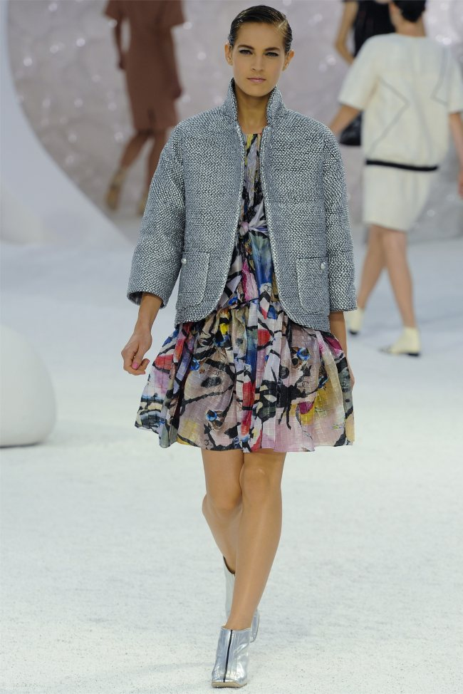 chanel32 Chanel Spring 2012 | Paris Fashion Week