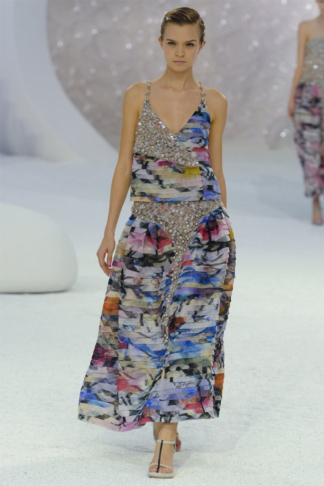 chanel35 Chanel Spring 2012 | Paris Fashion Week