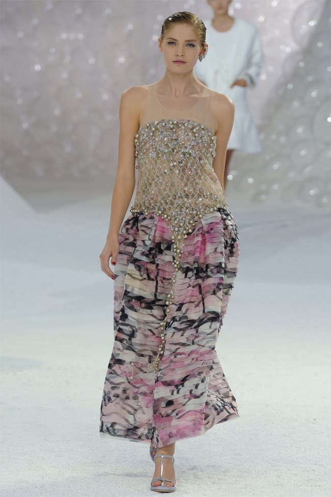 chanel36 Chanel Spring 2012 | Paris Fashion Week