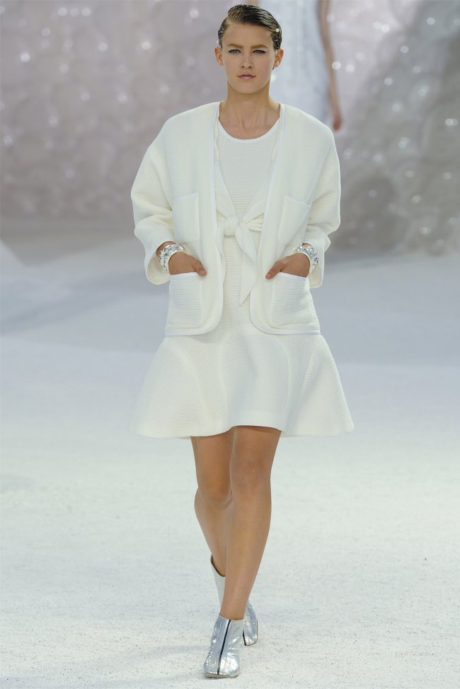 chanel37 Chanel Spring 2012 | Paris Fashion Week