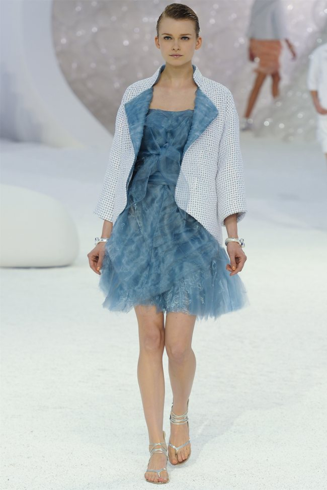 chanel41 Chanel Spring 2012 | Paris Fashion Week