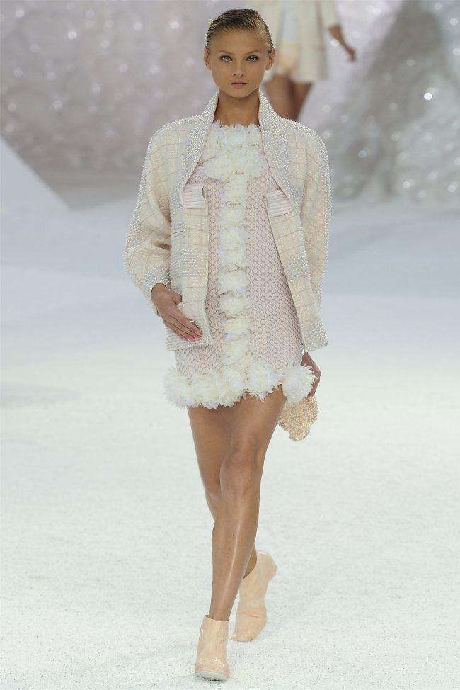 chanel47 Chanel Spring 2012   Paris Fashion Week