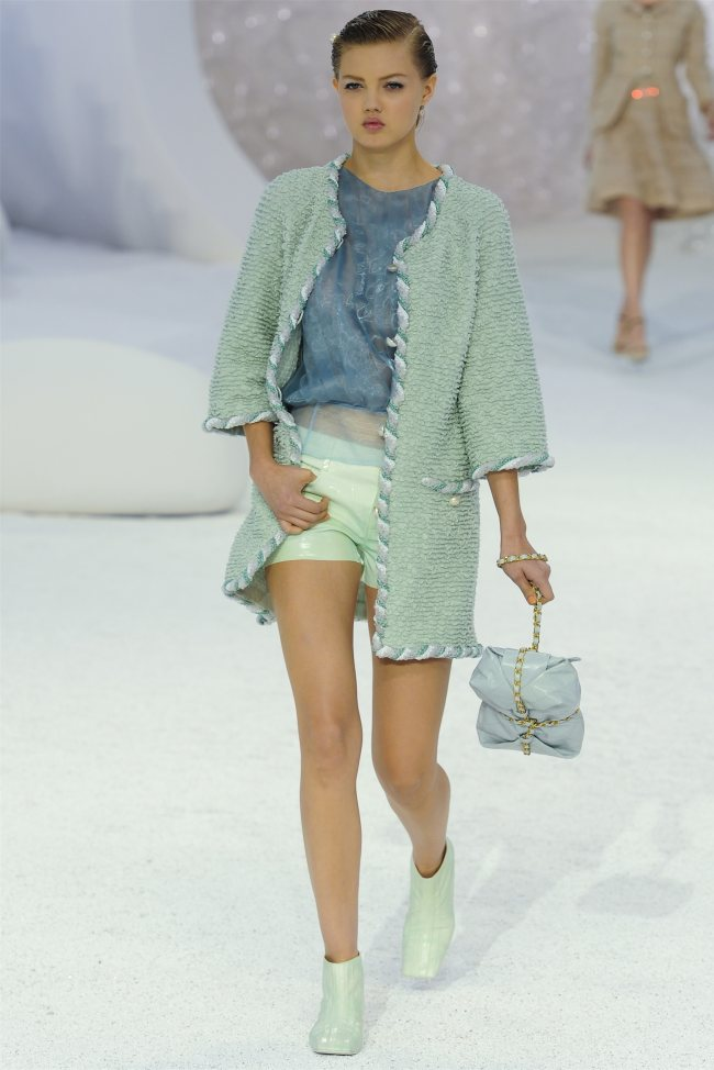 chanel51 Chanel Spring 2012 | Paris Fashion Week