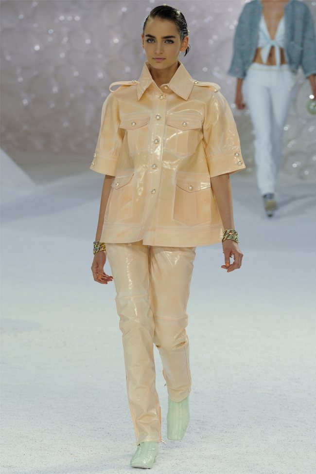 chanel54 Chanel Spring 2012 | Paris Fashion Week