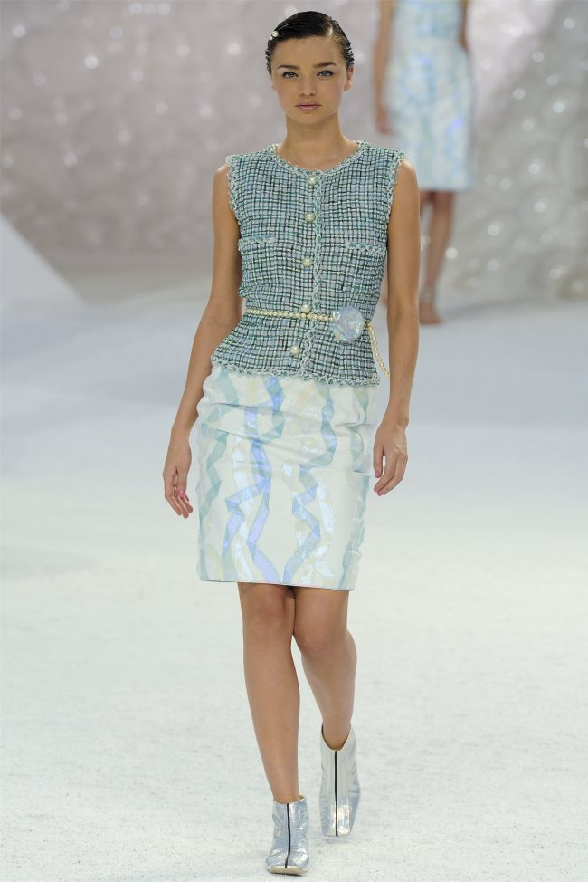 chanel57 Chanel Spring 2012 | Paris Fashion Week