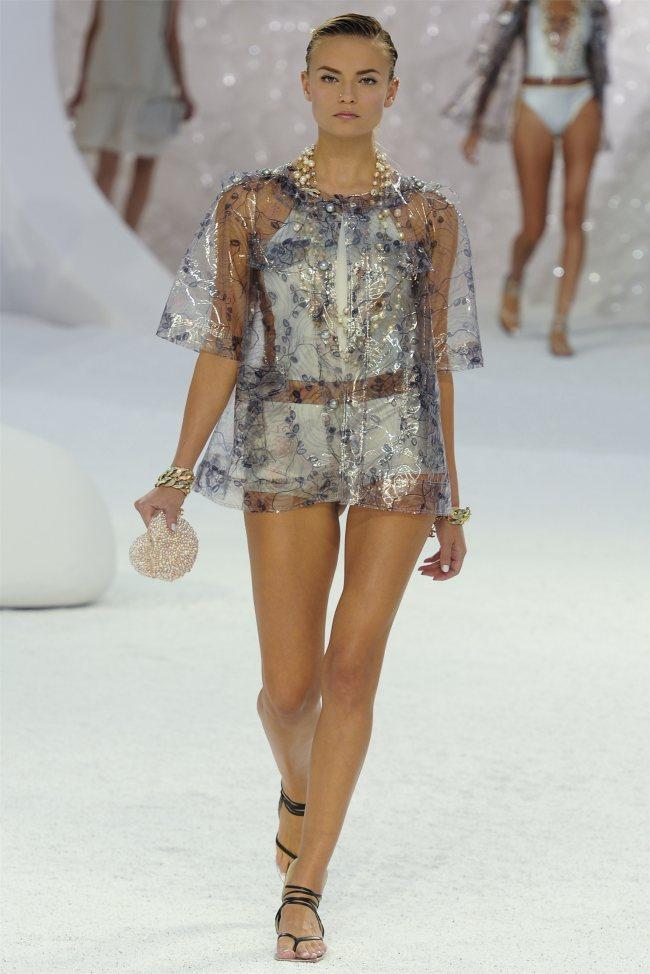 chanel62 Chanel Spring 2012   Paris Fashion Week