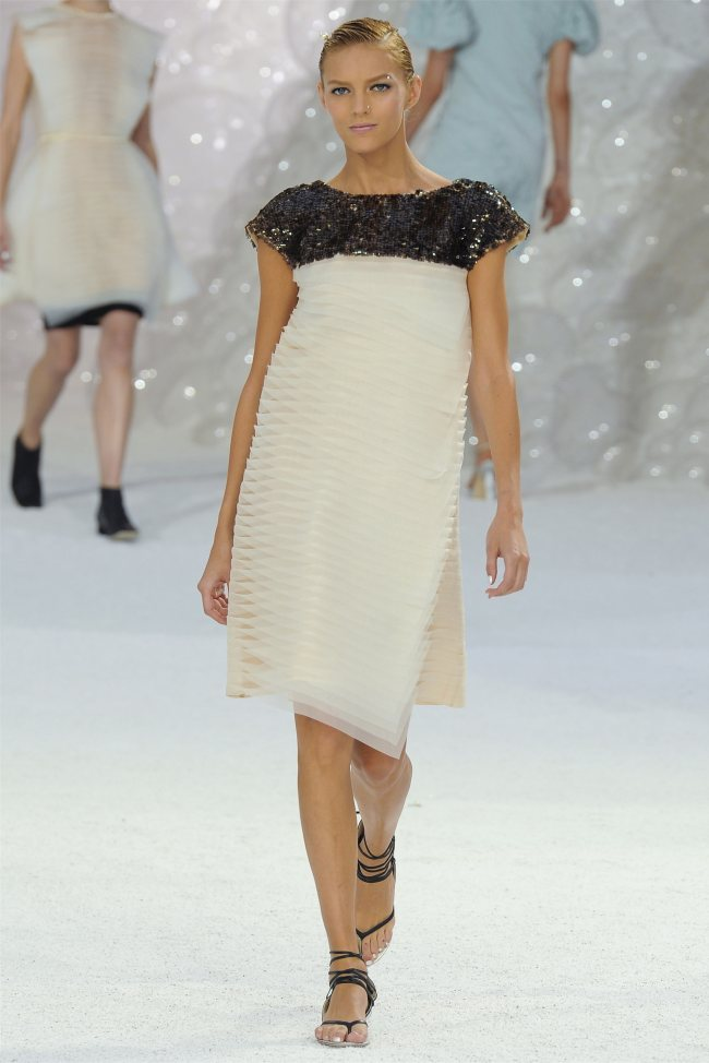 chanel71 Chanel Spring 2012 | Paris Fashion Week