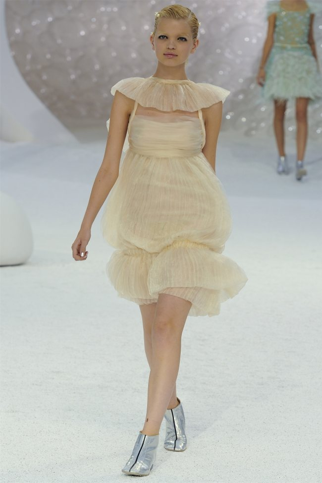 chanel74 Chanel Spring 2012 | Paris Fashion Week