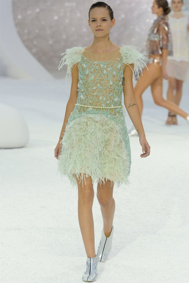 chanel75 Chanel Spring 2012 | Paris Fashion Week