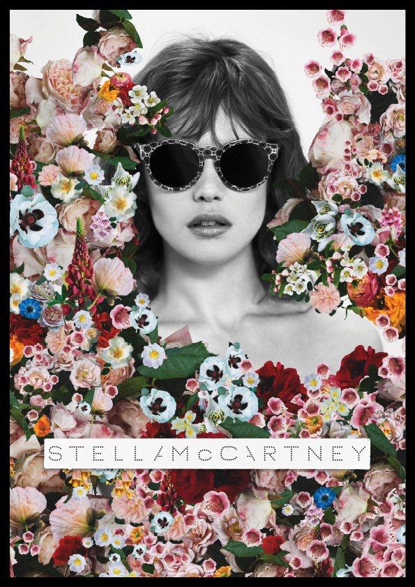 stella mccartney5 Natalia Vodianova for Stella McCartney Spring 2012 Campaign by Mert & Marcus