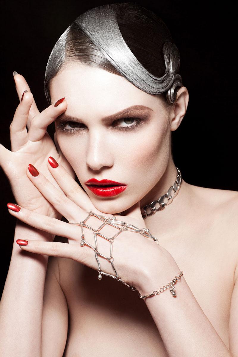 alexandra2 Alexandra Martynova från Remi Kozdra & Kasia Baczulis för Fashion Gone Rogue