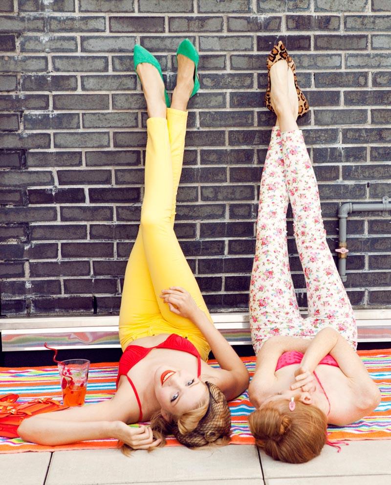 steve madden13 Steve Maddens Summer 2012 Trendbook Features Kitschy, Retro Inspired Styles