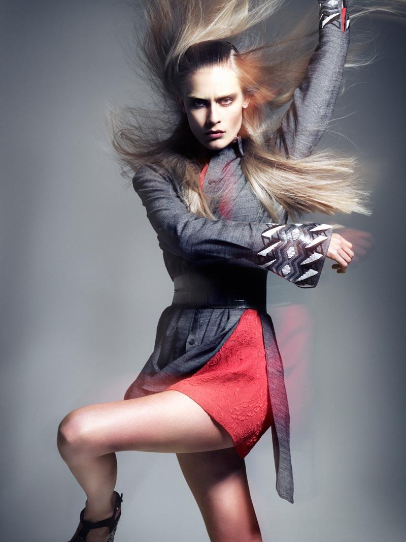flamenco6 Annie by Johan Nilsson in Flamenco for Fashion Gone Rogue