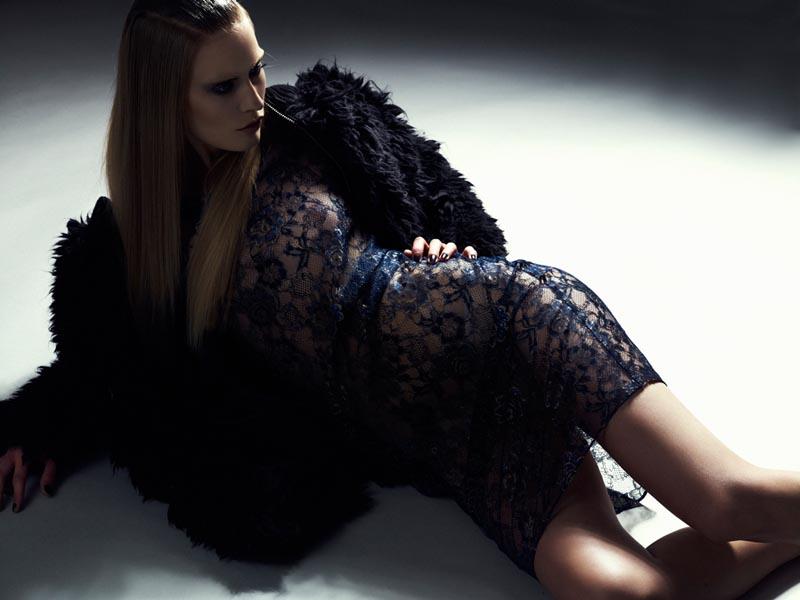 flamenco9 Annie by Johan Nilsson in Flamenco for Fashion Gone Rogue