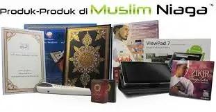 barangan di muslim niaga, gambar muslim niaga, produk muslim niaga, services muslim niaga,