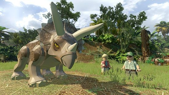[PC] LEGO Jurassic World (2015) - FULL ITA