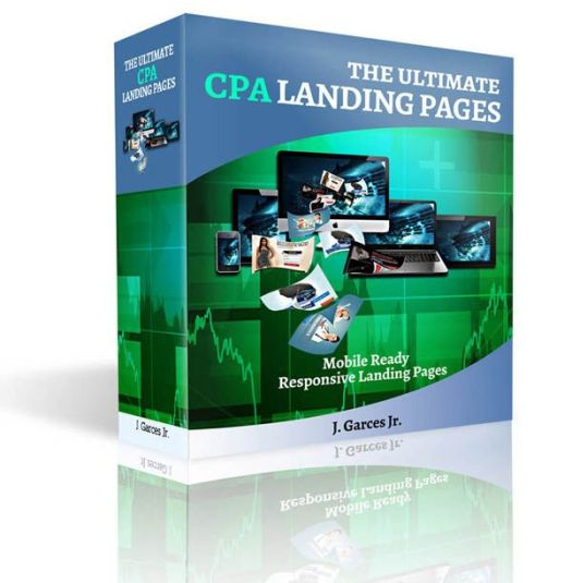ultimate cpa landing pages