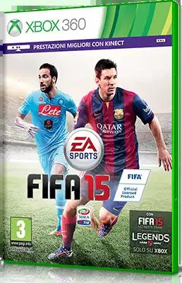 [XBOX360] FIFA 15 (JTAG/RGH)(2014) - ENG