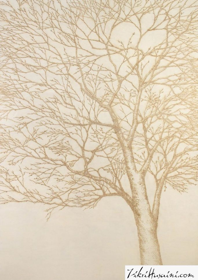 pokok,. gambar pokok, pokok berseni, lukisan artistic,
