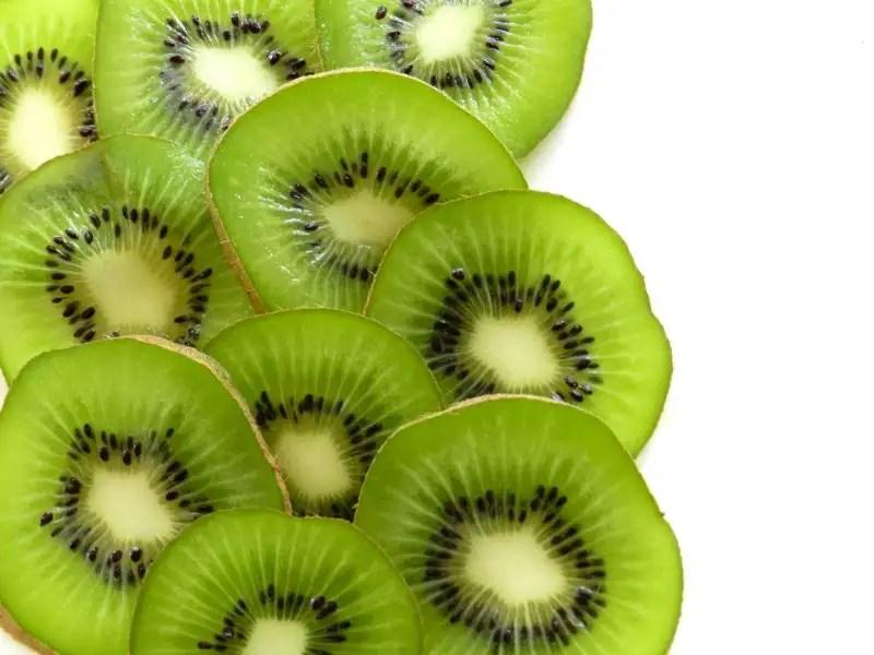 fibra y fruta