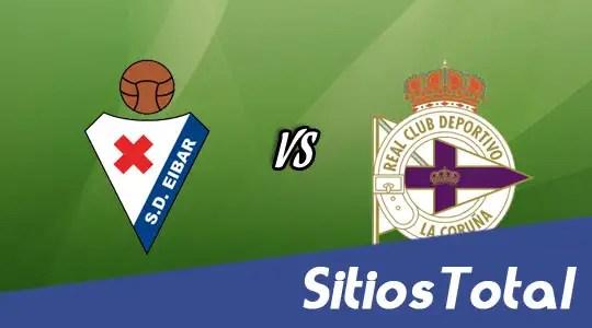 Eibar vs Deportivo La Coruña en Vivo - Liga BBVA 2014-2015