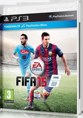 [PS3] FIFA 15 (2014) - ENG