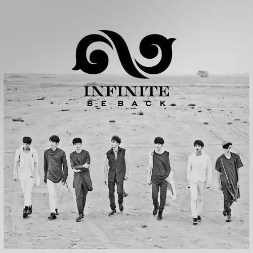 [Album] INFINITE   Be Back [Repackage] (MP3)
