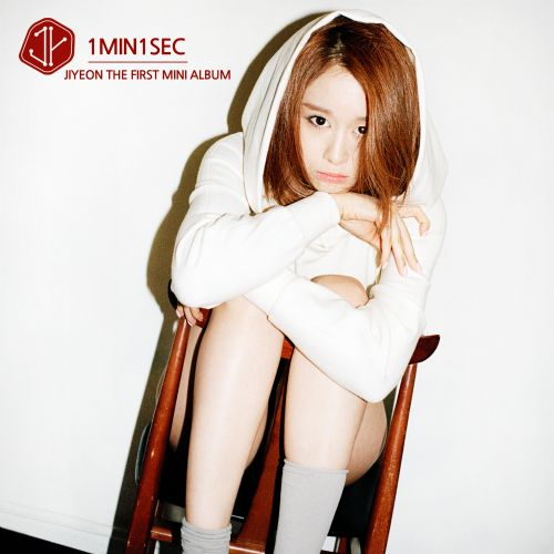 [Mini Album] JI YEON (T ARA)   Never Ever [1st Mini Album]