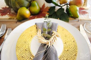 Thanksgiving simple decorating ideas