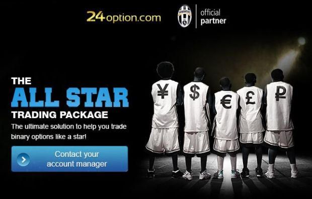 Start trading today and get the ALL STAR trading package