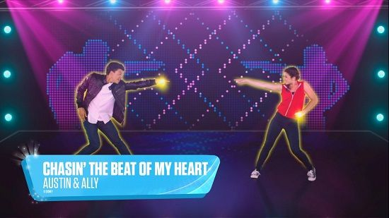 [WII] Just Dance: Disney Party 2 (2015) - SUB ITA