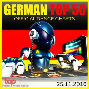German Top 50 Official Dance Charts - 25.11.2016 Mp3 indir cwirUb