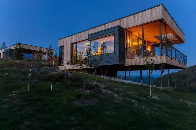 Juvet landscape hotel, movie Ex Machina