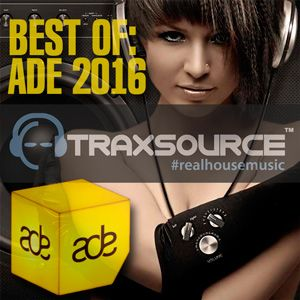 Traxsource Best Of ADE - 2016 Mp3 indir Qso4o9