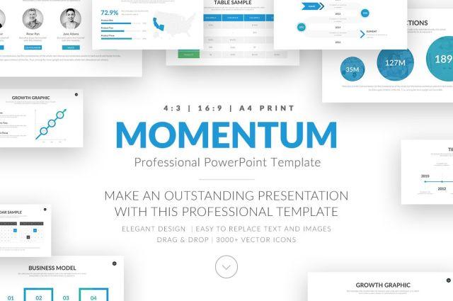 Verzus Minimal PowerPoint Template - 11