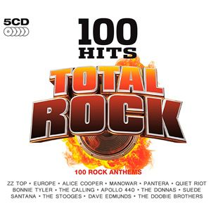 100 Hits Total Rock - 2016 Mp3 indir p9VGjn